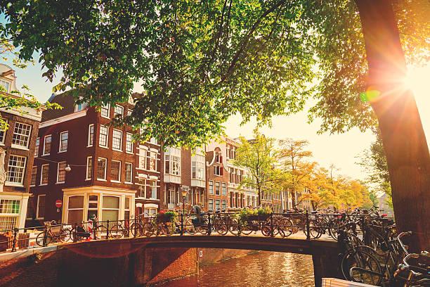 Werken in Amsterdam