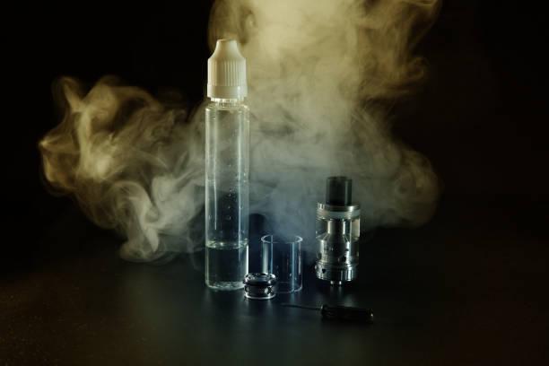 Elektrisch roken door middel van de e sigaret van E Sigaret Solutions
