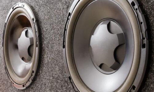 Dali speakers nodig?